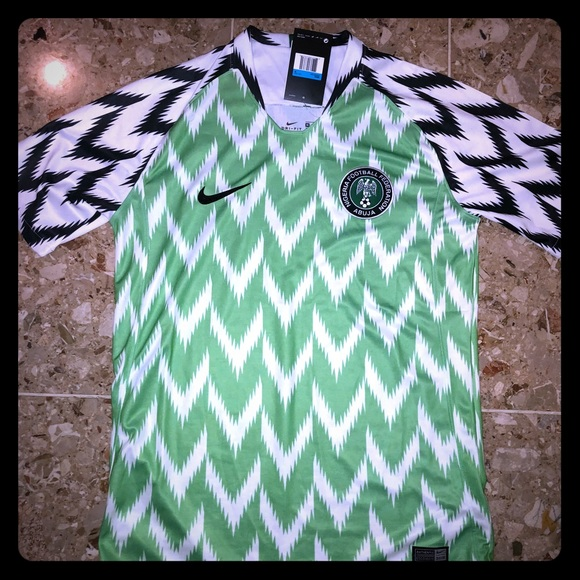c37667ffc Nigeria Supereagles World Cup 2018 Soccer Jersey